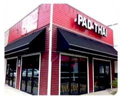 Pad thai Guadalupe Austin